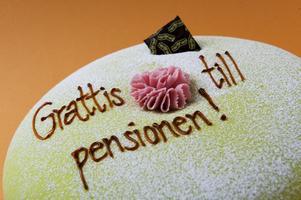 Den som har kollektivavtalad tjänstepension ska i vilket fall inte behöva känna oro för sin ekonomiska situation som pensionär.