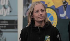 Camilla Andersson lämnade Skutskär efter tre år i våras och skrev på för Villa Lidköping.