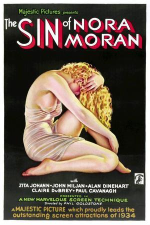 Alberto Vargas målade affischen till Phil Goldstones film