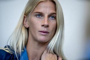 Sofia Jakobsson berättar för Sportkanalen och Frida Nordstrand om den svåra tiden.