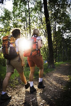 I kampanjen uppmanas kvinnliga äventyrare att dela med sig av inspiration till andra.