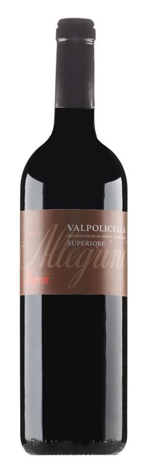 Italienskt fynd. Allegrinis Valpolicella, 99 kr, är en delikat representant för Venetiens rödviner.
