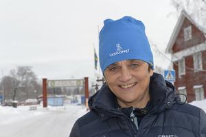 Vasaloppets vd Eva-Lena Frick.