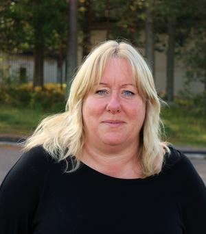 Åsa Larsson är projektledare för Vansbro kommuns firande av Björn Skifs.