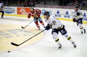 Andreas Jämtin kommer till spel mot Leksand.