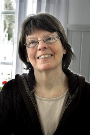 Vi behöver stanna upp i livet och hämta andan, menar Ros-Marie Korsgren som ansvarar för friskvårdsdagen. BILD. BJÖRN PALMQVIST