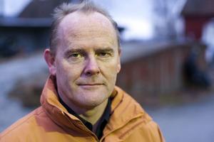 Bertil Jonsson i Västeralnäs har hittills inte fått något positivt gehör för sina planer på att bygga vindkraft i Örnsköldsvik.