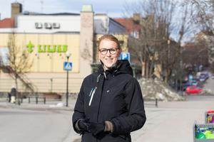 Isabella Carlsson, Näringslivsutvecklare i Fagersta kommun