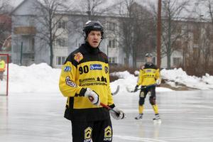 ÖSK:s Alexander Sundström åkte på en sur annandagsförlust.