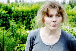 När Marie Gunnarsson inte håller i trädgårdskurser driver hon plantskola i Västerkälen utanför Krokom.