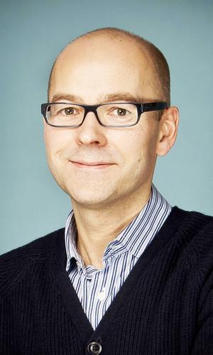 Jens Bjöörn är kommunikationschef på Fortum Kraftproduktion