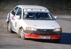 Tommy Andersson var snabbast i Grupp E. Foto: Kurt Eliasson