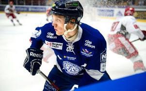 Får Johan Ryno fortsatt förtroende i förstakedjan? Foto: Lars Dafgård