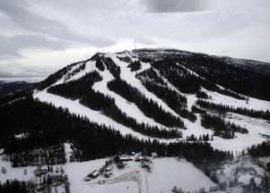 Funäsdalsberget är officiell tränings- och tävlingsanläggning för skidförbundets alpina grenar. Arkivbild:Jan Andersson