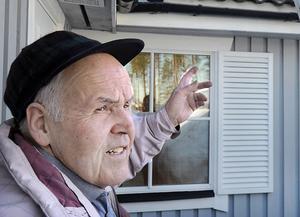 Lars Petersson, bosatt i Vallsta, är en av initiativtagarna till Bollnäs nya orden: Bifrostorden.