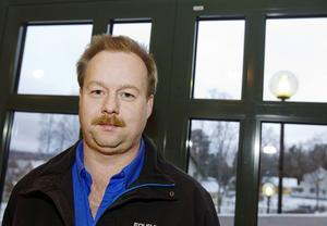 Ronny Karlsson, Sverigedemokraterna.