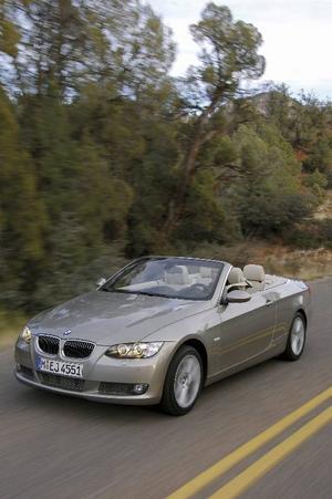 BMW 3-serie.Foto: Per-Olof Lönnroth