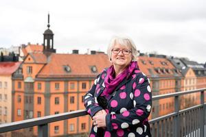 Carina Ohlsson, ordförande för S-kvinnor.