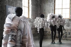 Bea Szenfelds bidrag till årets utställning på Avesta Art.
