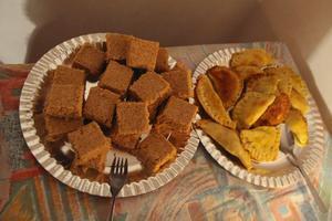 Den singalesiska matkulturen innehåller mycket stark kryddad mat.
