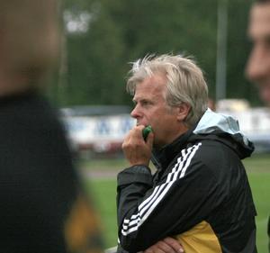 Tony Mattsson, Sala FF:s nya tränare. Foto: Niclas Bergwall