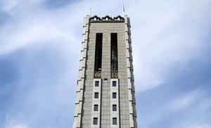 Ostämt i tornet?