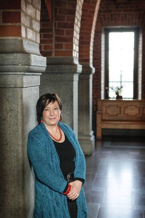 Karin Thomasson (MP), kommunalråd i Östersunds kommun.