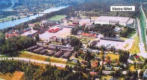 Här på Västra fältet på Nipanområdet kan fastighetsbolaget Klövern tänka sig en serverhall.