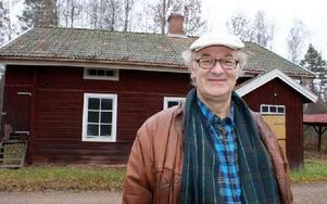 Alf Tangnäs, ny ordförande i Falufolk, ser fram emot folkmusikens egen grammisgala - Folk & Världsmusikgalan - i Gävle den 20 april.