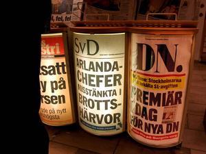 Förr såldes nyheter in med hjälp av löpsedlar. I dag är det rubriker på nätet som ska locka till klick.