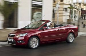 Ford Focus är ny men hamnar på nionde plats med 113 sålda exemplar. Foto: Ford