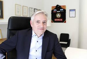 Jürgen Lorenz är idag regiondirektör på norskägda företaget Vy buss AB. Fotograf: Erik Illerhag