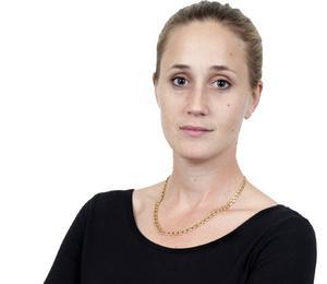 Joanna Wågström, reporter Arbetarbladet.