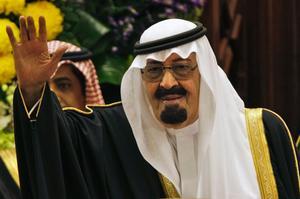 Kung Abdullah bin Abdul Aziz al-Saud blev 90 år gammal.