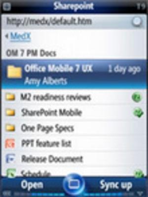 Microsoft visar nytt Office-paket - läcker Windows Mobile 7