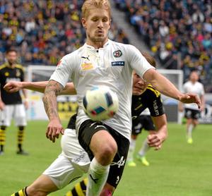Daniel Björnquist fick chockbeskedet, ÖSK vill inte förlänga hans kontrakt,