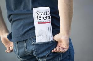 Många oroar sig för den ekonomiska biten, vilket är en anledning till varför man drar sig från att starta eget. Foto: Fredrik Sandberg / TT