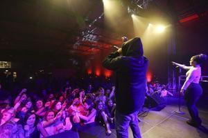 Härnösand Arena invigs i februari och i mitten av december drar Ken Ring uppemot 500 personer till arenan för en konsert.