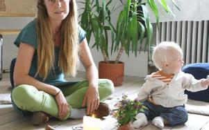 Camilla Grill är bosatt i Stjärnsund och med som arrangör.FOTO: HENRIK BOMAN