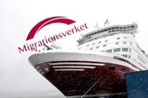 Ett nytt kryssningsfartyg för flyktingar till Härnösand? Göteborgsföretaget Accumul8or Invest erbjuder nu Härnösand att ta emot 1 200 flyktingar.
