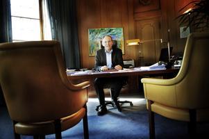 Sten Jakobsson, vd för ABB Sverige, informerade personligen de två högt uppsatta chefer som nu tvingats lämna företaget. foto: Magnus neideman/scanpix