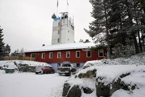 Stationen på Spikarna, Alnö, är Sverigets största och har 17 rum och kök.