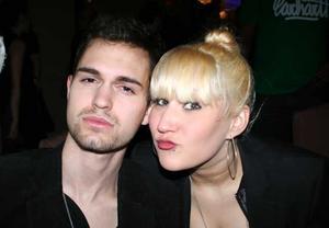 Blue Moon Bar. Gustaf och Emma