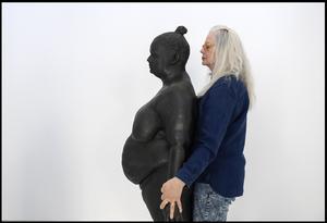 En flicka som hade bulimi berättade för Marianne Lindberg De Geer att hennes verk