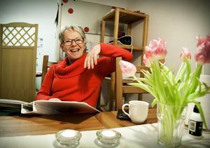 Siv-Britt Häggqvist är projektledare, Q-nätverkare och egen företagare.