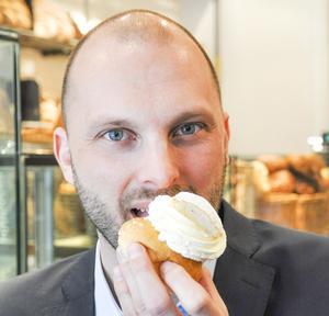 Martin Lundell är vd vid Sveriges bagare & konditorer, och konstaterar att fettisdagen är en viktig dag för branschen.