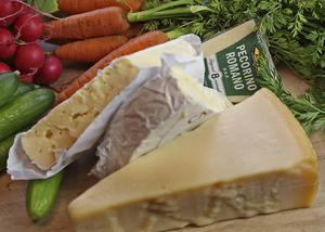 Ost är inte bara ett smörgåspålägg utan minst lika mycket en krydda i matlagningen.