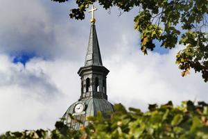 Svenska Kyrkans regelbundna besökare består av främst äldre som inte bör lämna sina hem i onödan och hålla på social distansiering. Det skriver insändarskribenten.