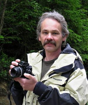 Janne Olsson var en välkänd och uppskattad fotograf och skribent.