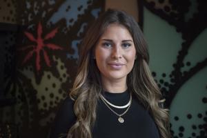 Ewelina Ostrowska, 24 år från Malmö.